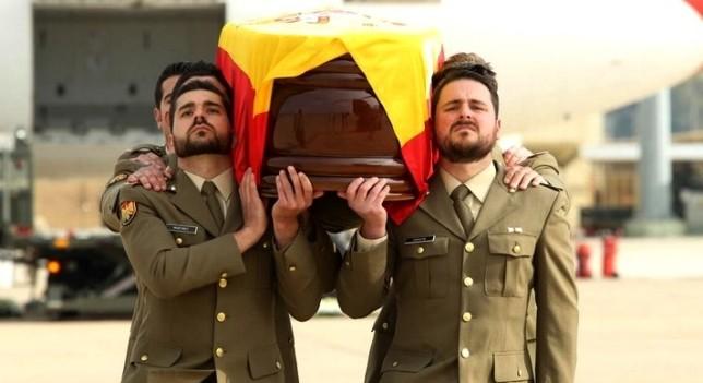 Tras el asesinato a manos del fuego israelí del español Javier Soria