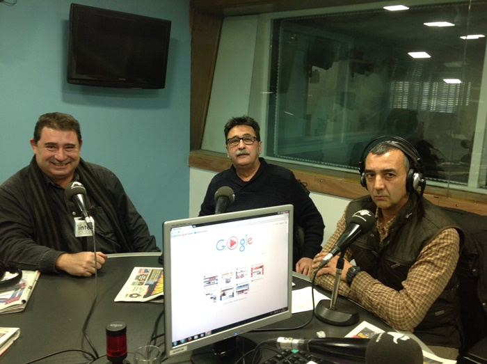 """Nuevo programa de """"Lo Hablamos el Sábado"""" en Radio Inter. Con otro punto de vista…"""