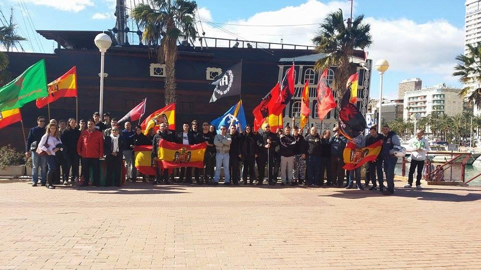 Crónica de la Concentración en Alicante de LEM