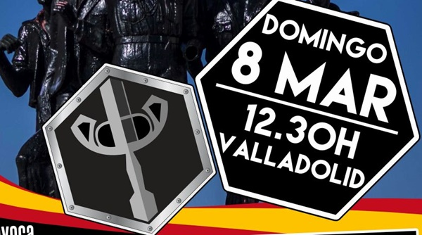 DEFENDAMOS NUESTRA MEMORIA. Próxima CONCENTRACIÓN de LEM en Valladolid