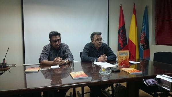 """Presentación de """"Manual para rebeldes"""" de Gustavo Morales (vídeo)"""