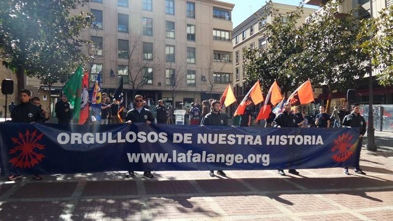 Frente al revanchismo y la cobardía democrática, LEM defendió nuestra Historia en Valladolid