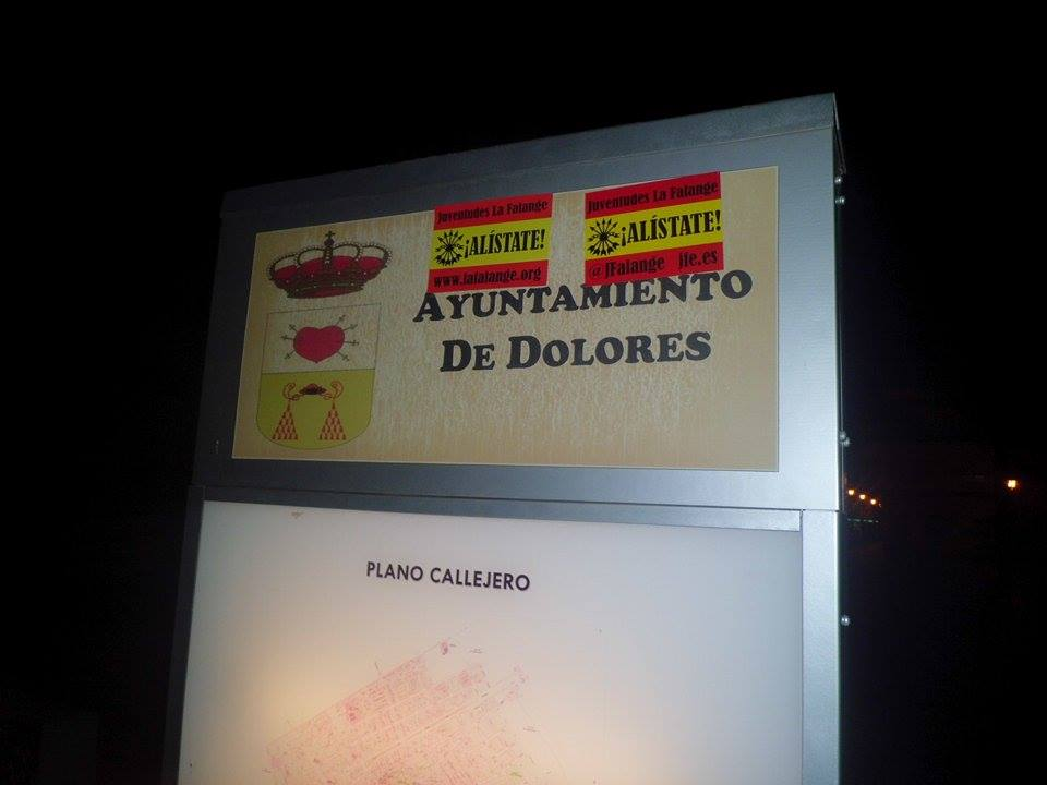 Activismo en la Vega Baja (Alicante)