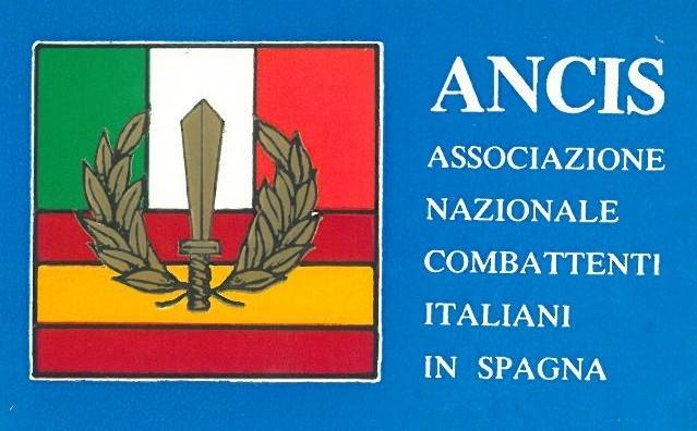 Homenaje a los caídos italianos en la guerra civil