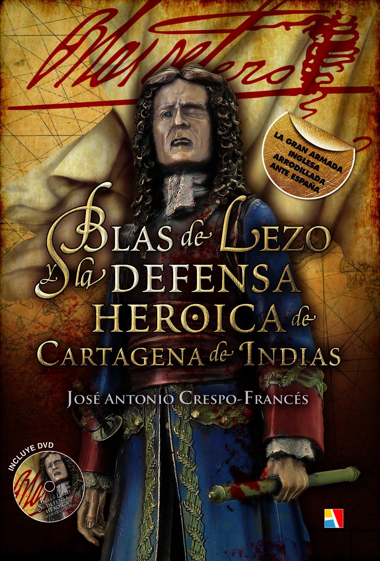 """Conferencia de José Antonio Crespo-Francés sobre """"Blas de Lezo y la defensa heroica de Cartagena de Indias"""" en la sede nacional de La Falange"""