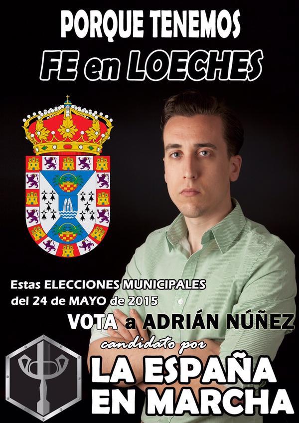 Comunicado de La España en Marcha de Loeches ante la información aparecida en el periódico La Vanguardia