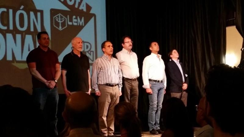 """Manuel Andrino, Manuel Canduela y Jesús Muñoz en el próximo programa """"Una Hora en Libertad"""" de Radio Inter"""