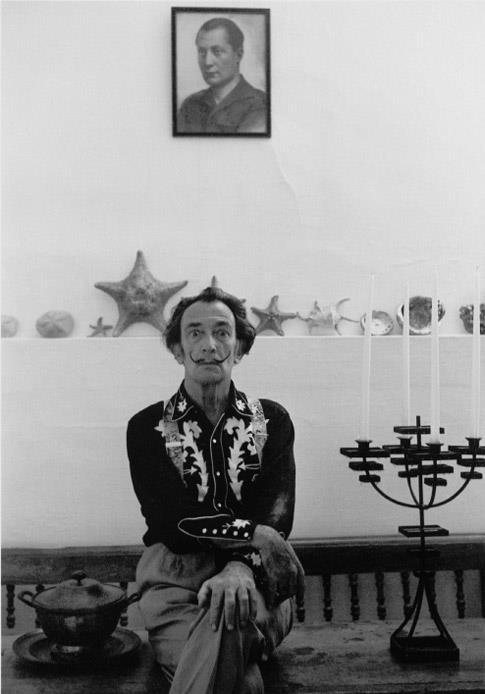 Hoy nacía en 1904 un gran artista español: Salvador Dalí