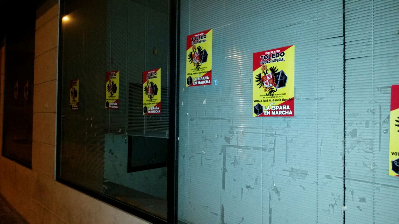 Prosiguen las campañas de La España en Marcha: Pozuelo de Alarcón, Loeches, Toledo, Santo Domingo-Caudilla… Vota LEM