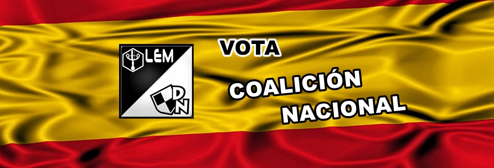 Spots y cuñas de radio de La Coalición Nacional para las elecciones municipales y autonómicas del 24M