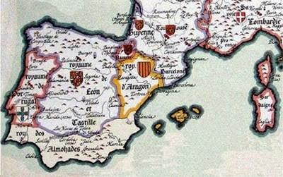Catalanes, los primeros españoles: Cataluña, constructora de España