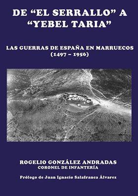 """Presentación del libro De """"El Serrallo"""" a """"Yebel Taria"""" de Rogelio González Andradas en la Hermandad de la Vieja Guardia"""