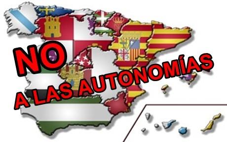 Jesús Muñoz: Hay que acabar con el estado de las autonomías