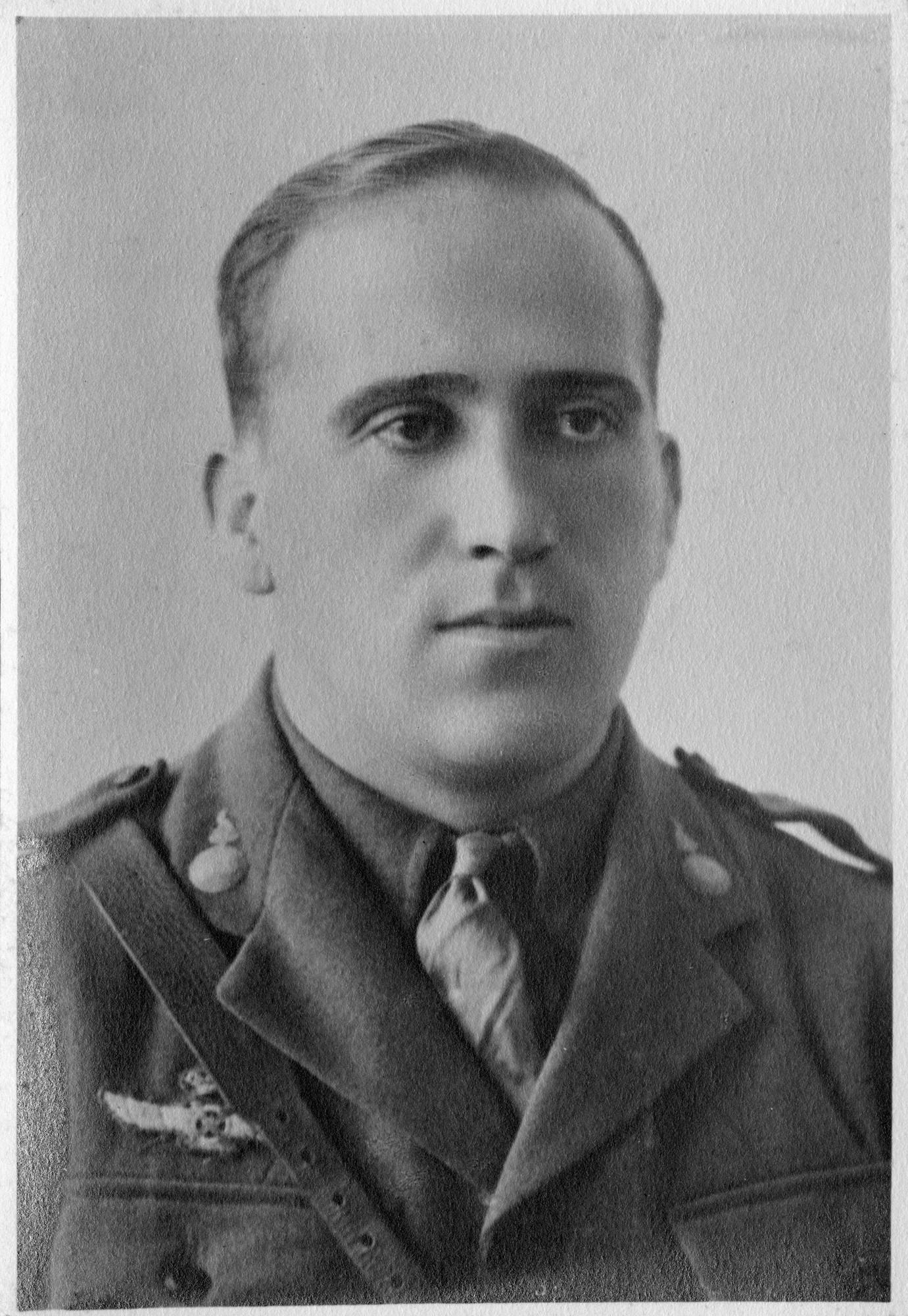 Se cumple el 79 aniversario del asesinato de Julio Ruiz de Alda, fundador de La Falange