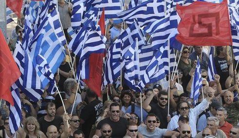 Elecciones griegas y el fraude de la democracia liberal