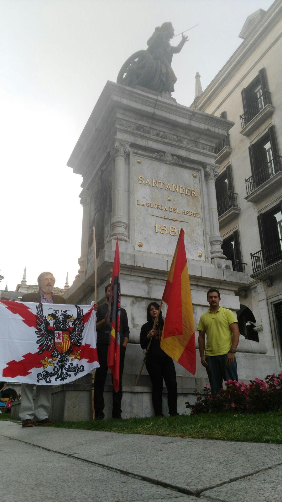 11 de Septiembre en Santander