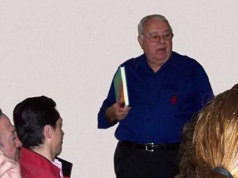 Ha fallecido nuestro camarada Santiago Fernández Olivares.