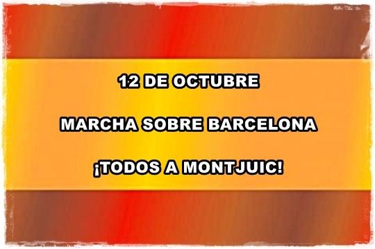 Marcha sobre Barcelona (12-O)