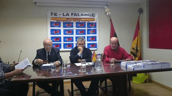 Presentación-Conferencia del libro de Cristóbal Córdoba «MALDITOS ENTRE LOS OLVIDADOS» (Vídeo)