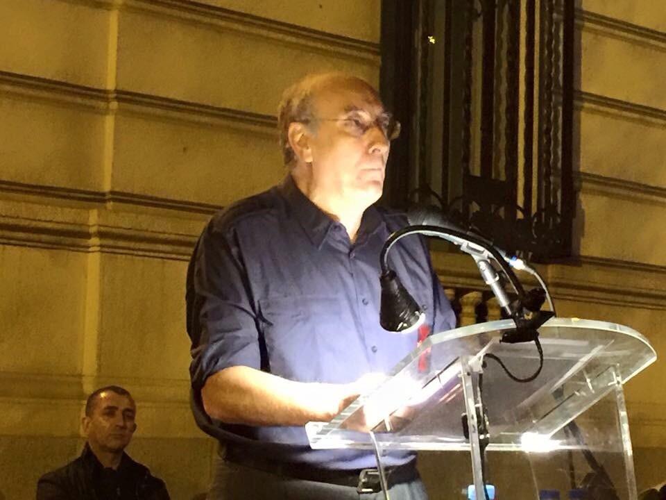 Discurso de José Luis Jerez, el pasado 20 de Noviembre, en el Acto Político de La Falange
