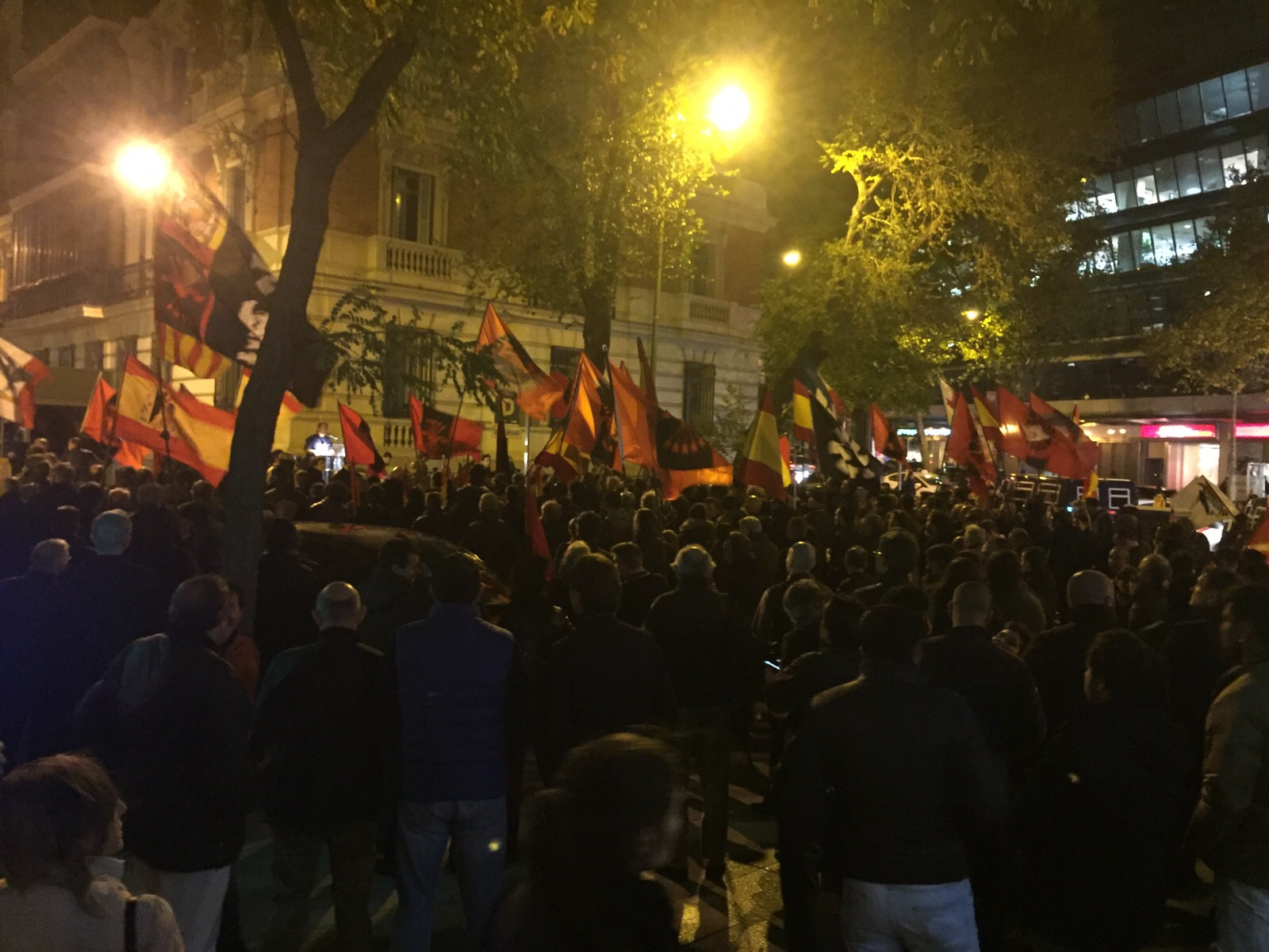 Vídeo resumen del Acto, Manifestación y Marcha de la Corona por José Antonio Primo de Rivera y la Unidad de España