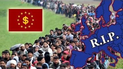 Fronteras abiertas: el suicidio colectivo de Europa (imágenes que no verás en los medios de comunicación)