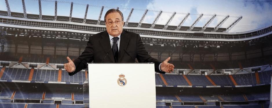 El Director del Área Social del Real Madrid declara hoy tras la querella interpuesta por La Falange