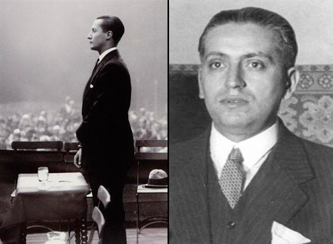 Artículo de Martín-Miguel Rubio Esteban sobre el distanciamiento de Calvo Sotelo con José Antonio Primo de Rivera
