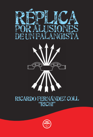 """Presentación en la Hermandad de la Vieja Guardia del libro """"Réplica por alusiones de un falangista"""", de Ricardo Fernández Coll"""