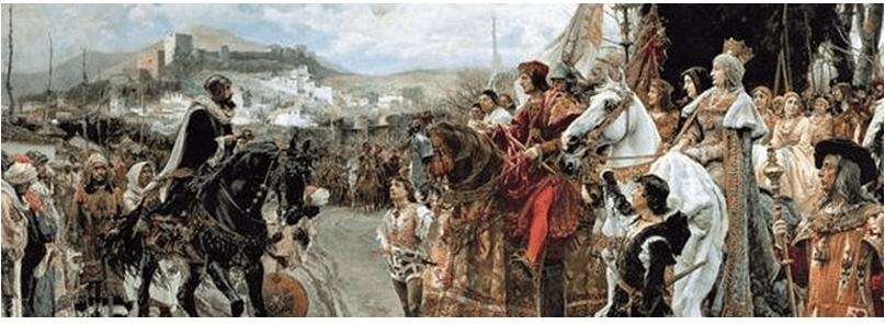 En el 524 aniversario de la liberación de España, una oración para rezar por todos los hispanos