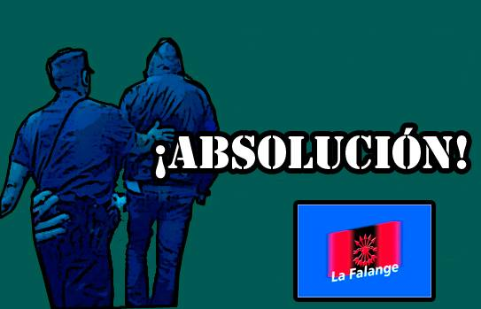 Blanquerna: PATRIOTAS ¡ABSOLUCIÓN!