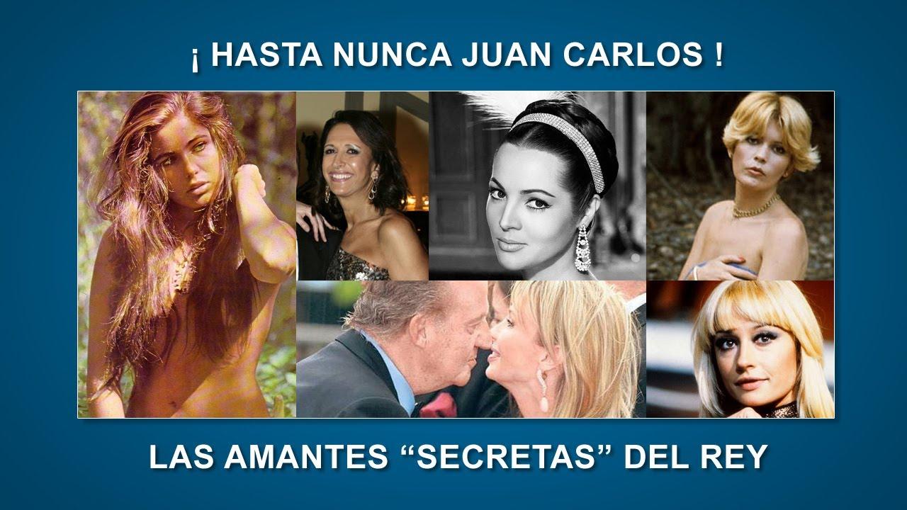 """Las amantes """"secretas"""" del Rey"""
