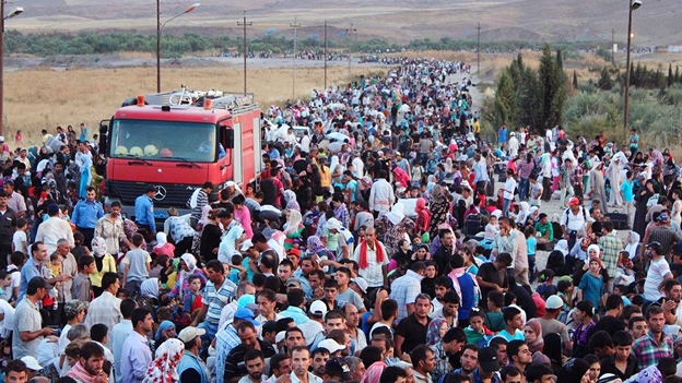 Europa: Invasión 2015
