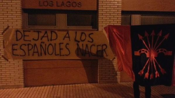 Dejad a los españoles nacer
