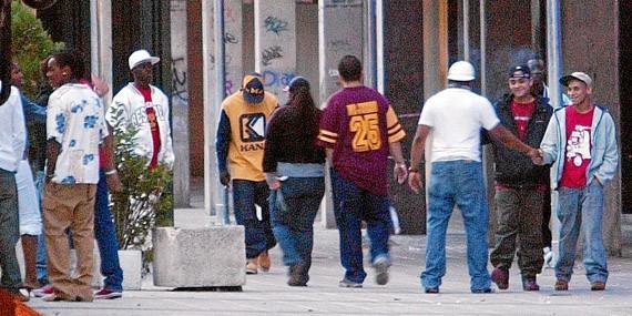 """""""Poder latino en Madrid"""""""