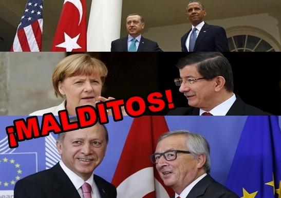 """Crisis de los """"Refugiados"""": Ante el último acuerdo de la Unión Europea con Turquía"""