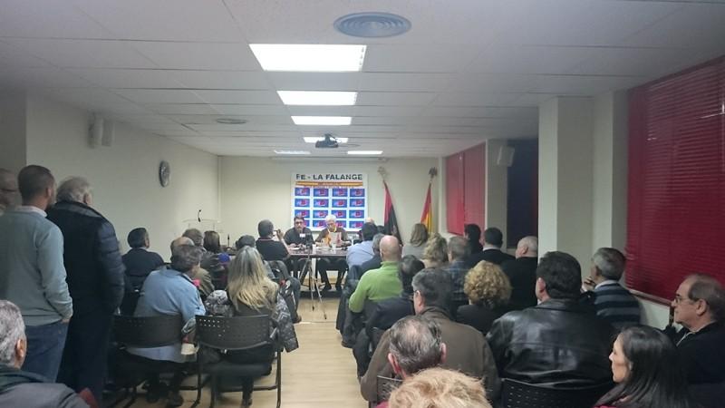 Vídeo de la conferencia de José Semprúm y Pedro Pablo Peña sobre las organizaciones patrióticas bajo la Transición