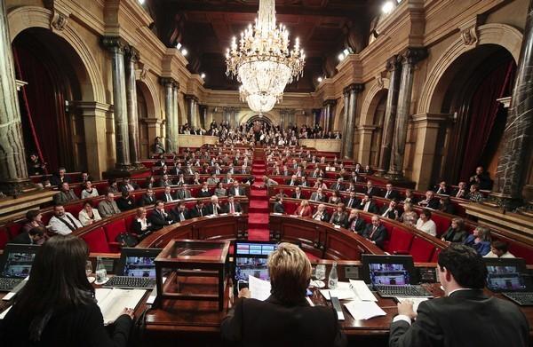 """Comunicado de La Falange de Barcelona por la moción presentada en el parlamento catalán sobre la """"memoria histórica"""""""
