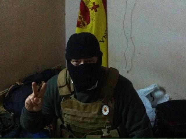 Respuesta a Juan Cantarero (periodista de Público) del Cruzado español, Simón de Monfort, que se encuentra combatiendo a Daesh