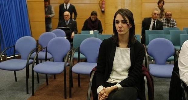 Católicos, preparaos para la persecución. Sentencia de risa: Rita Maestre condenada a pagar 12 euros por día