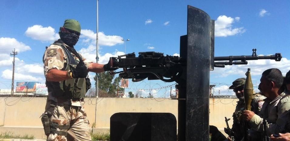 Entrevistas y artículos apoyando a los Voluntarios Españoles que están combatiendo a DAESH en el Kurdistán iraquí