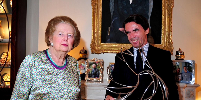 Aniversario del deceso de la abortista, homosexualista y servidora del capitalismo contrario a la DSI, Margaret Thatcher