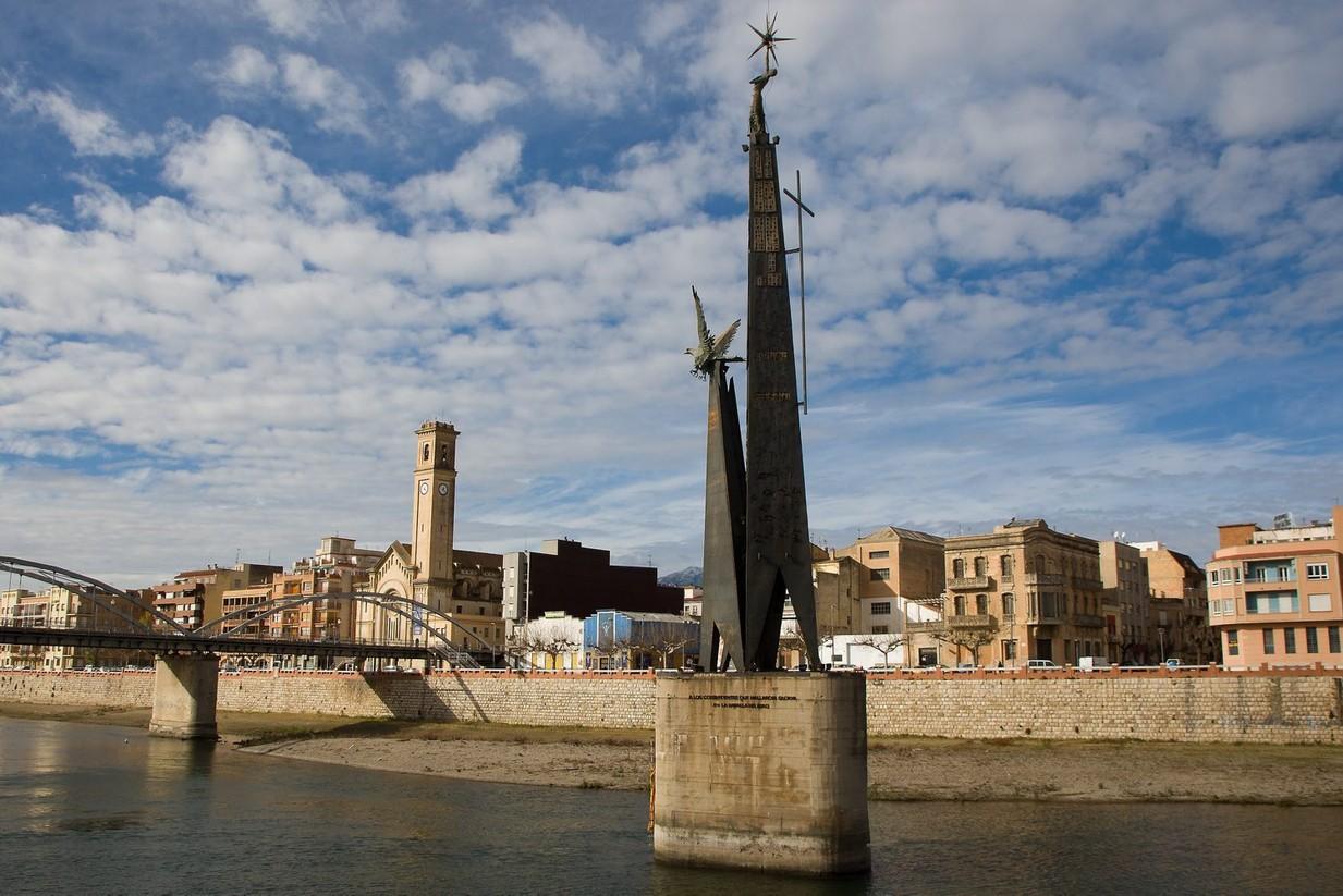 Para el monumento de Tortosa: Consulten… pero a DAESH