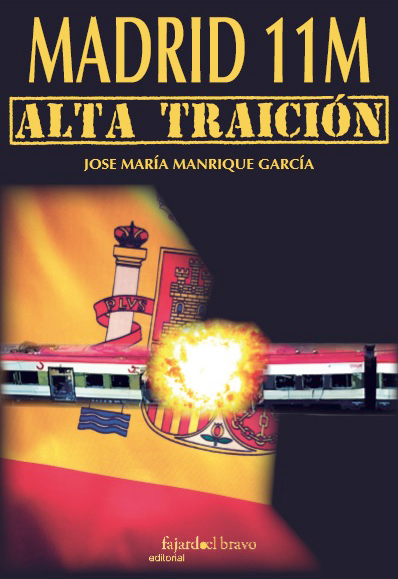 "Libros: ""Madrid 11M. Alta Traición"""