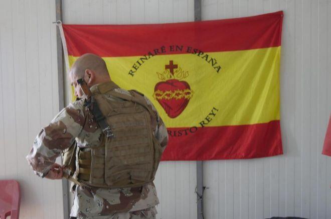'Peshmergas' españoles en la guerra contra el Estado Islámico