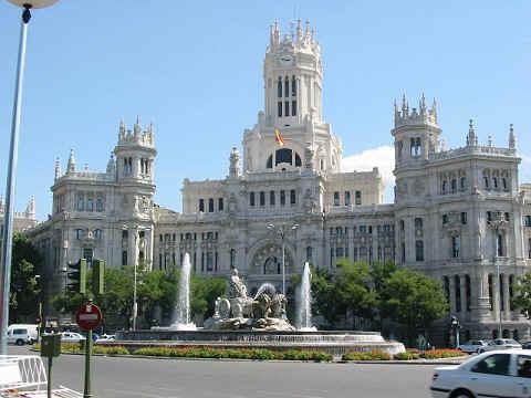 Comunicado a la Delegación del Gobierno para realizar un acto de protesta frente al Ayuntamiento de Madrid