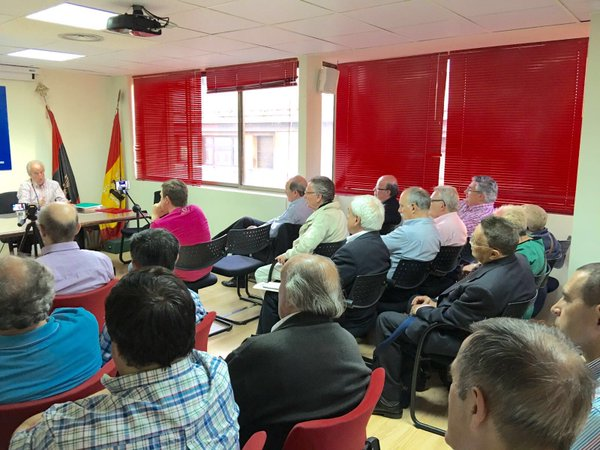 """Vídeo de la conferencia """"La cara oculta de la democracia"""" impartida por Lorenzo Feliú"""