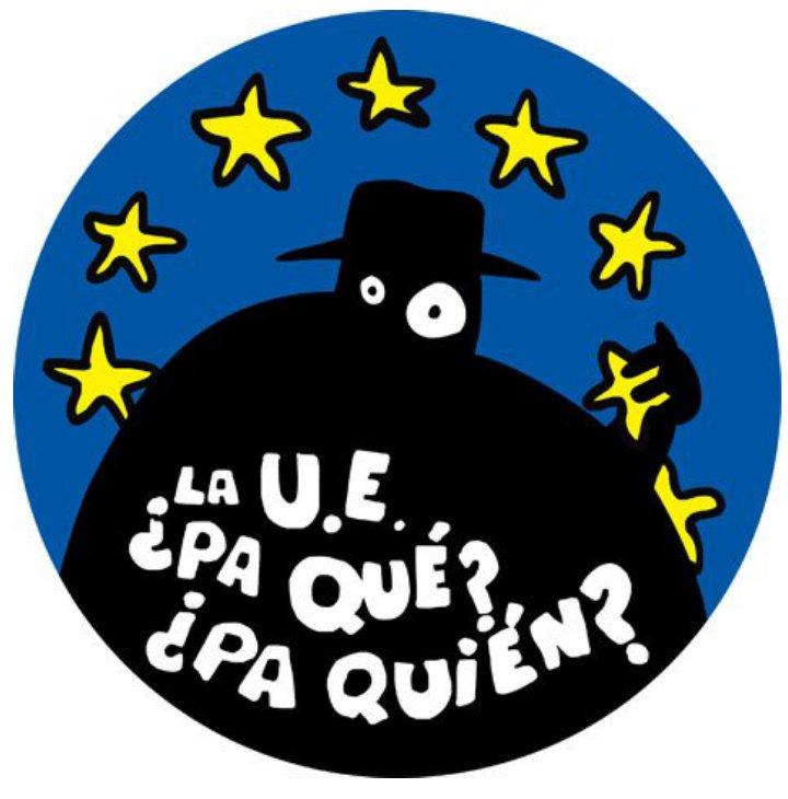 La Unión Europea, el cáncer de Europa