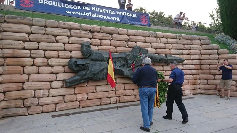 80 aniversario de la heroica defensa del Cuartel de la Montaña