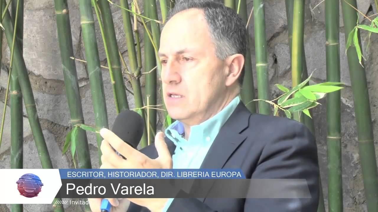 Entrevista a Pedro Varela